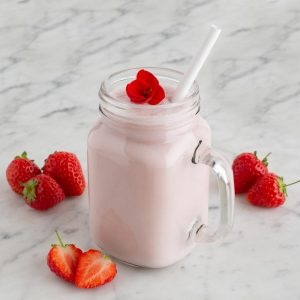 strawberry-smoothie-product-photography